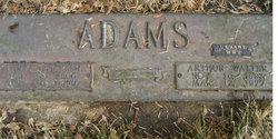 Mary Elizabeth <i>Ericksen</i> Adams