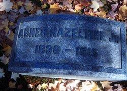 Abner Hazeltine, Jr