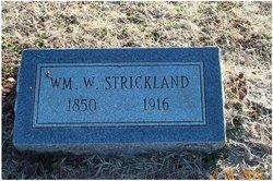 William W Strickland