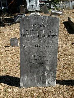 Burton R. Gardner