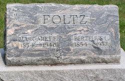 Margaret Frances Maggie <i>Smith</i> Foltz