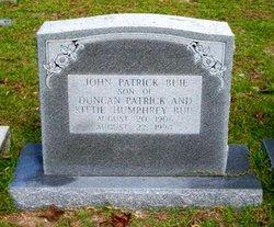 John Patrick Buie