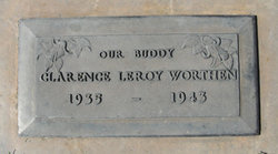 Clarence Leroy Worthen