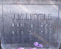 Joseph Mortimer Little