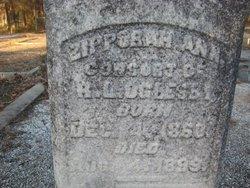 Zipporah Ann <i>Cooper</i> Oglesby