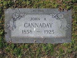John A Cannaday