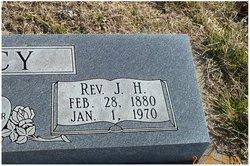 Rev J. H. Lacy