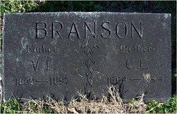 Valentine Luster Branson