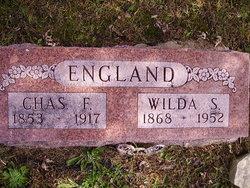 Charles F England