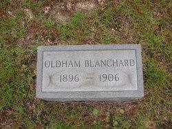 Oldham Blanchard