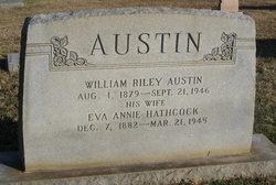 Eva Annie <i>Hathcock</i> Austin