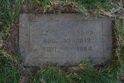 Ezra Patrick Adams