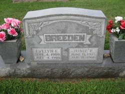 Evelyn Florence <i>Nauman</i> Breeden
