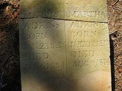 Martha Patsy <i>Lawrence</i> Adkins