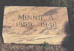 Alminia Althea Minnie <i>Booton</i> Baker
