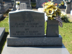Claude J. Guidry