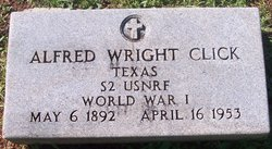 Alfred Wright Click