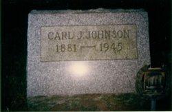Carl John Johnson