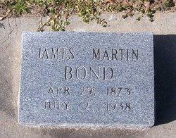 James Martin Bond