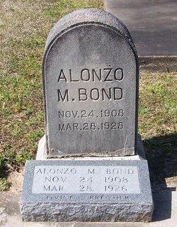 Alonzo M. Bond