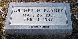 Archer H. Barner