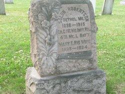 Mary Elizabeth <i>Unruh</i> Robertson