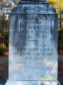William Nelson Jones, Sr