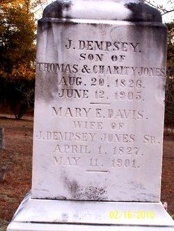 James Dempsey Jones