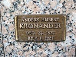 Anders Hubert Kronander