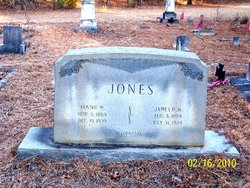 Fannie Wofford <i>Massabeau</i> Jones