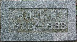 Paul Hugh Buckingham