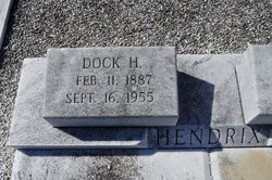 Dock H. Hendrix