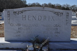 Grover Cleveland Hendrix
