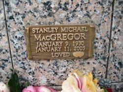 Stanley Michael MacGregor