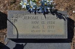 Jerome L. Hendrix