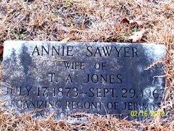 Annie Eudora <i>Sawyer</i> Jones