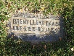Brent Lloyd Davis