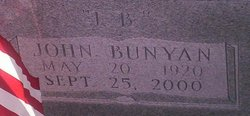 John Bunyan JB Bass