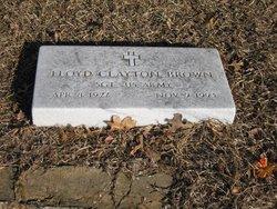 Floyd Clayton Brown