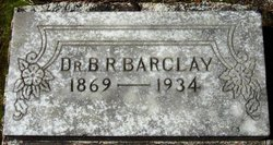 Dr Benjamin Ross Ben Barclay