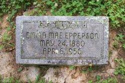 Emma Mae <i>Lee</i> Epperson