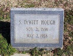 Samuel Dewitt Witt Hough
