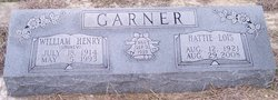 William Henry Smokey Garner