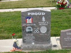 Lee David Proud, Jr