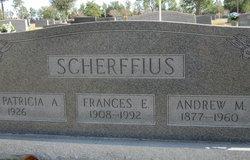 Andrew Marion Scherffius, Sr