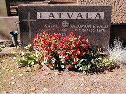 Salomon Evald Latvala