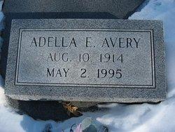 Adella Emily <i>Shinn</i> Avery