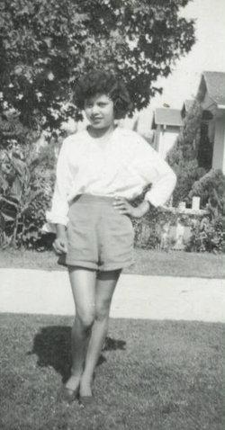 Jo Ann Rochelle <i>Saldivia</i> Rhoads