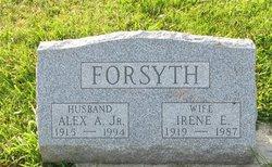Alex A Forsyth, Jr.