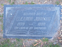 Eleanor Johnson